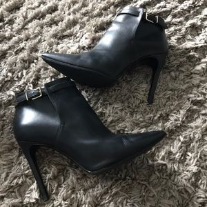 Women ankle shoes-boots 35.5
